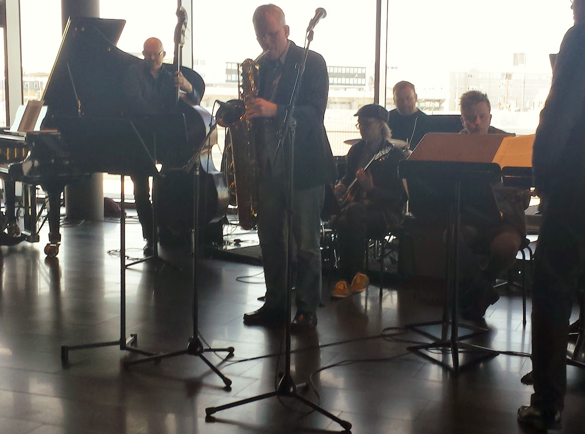 Big band marathon Harpa